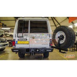 Tembo 4x4 achterbumper HZJ75 - TB3523