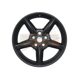 ZU WHEEL 16x8 BLACK MATT - DA2438
