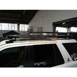 Tembo 4x4 Roofrack Freelander 2 - 2007+