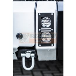 Verlichtings set voor Tembo 4x4 lierbumperbumper 2x Flood & 2x Narrow LED - TB1008-1