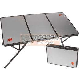 Oztent Bi Fold Table - Aluminium Surface
