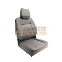 Extreme Hi Back Seat Dark Grey Vinyl MKII - EXT370-DGV
