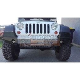 Tembo 4x4 Jeep Wrangler JK lierbumper - TB8100