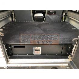 Tembo 4x4 afwerkvloer incl vloerbedekking tbv TB1500 - TB1501