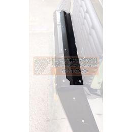 Aluminium Cover Plate voor Tembo Bumper zonder lier - TB1009