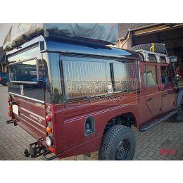 Tembo 4x4 hardtop Def 130 1x opwaartse deur, ramen aan voor + achterkant & deuren in zijkanten - TB6054