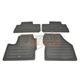 MATS-FLOOR-RUBBER-SET