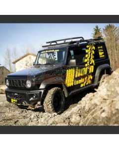 Horn Tools Suzuki Jimny GJ roof rack black NAVIS