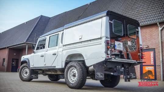 Tembo 4x4 hardtop