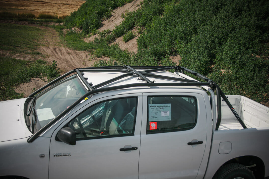 Rollcage Hilux DC