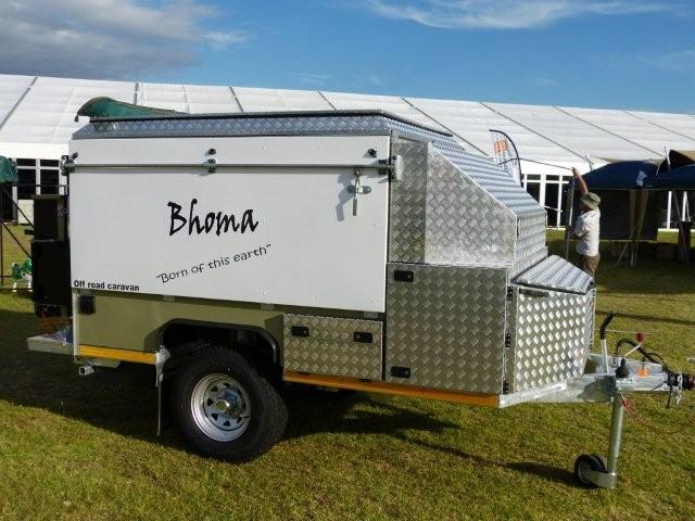 Bushwakka bhoma caravan