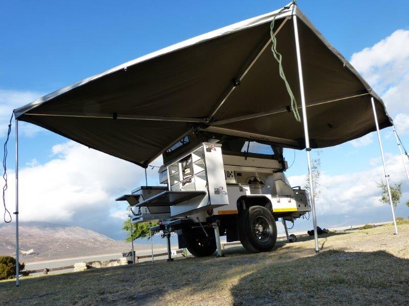 Bushwakka Weekender trailer